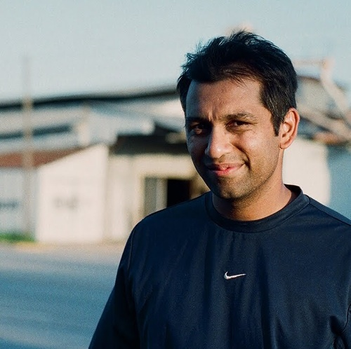 Filmmaker Soham Mehta, who grew up in Houston.